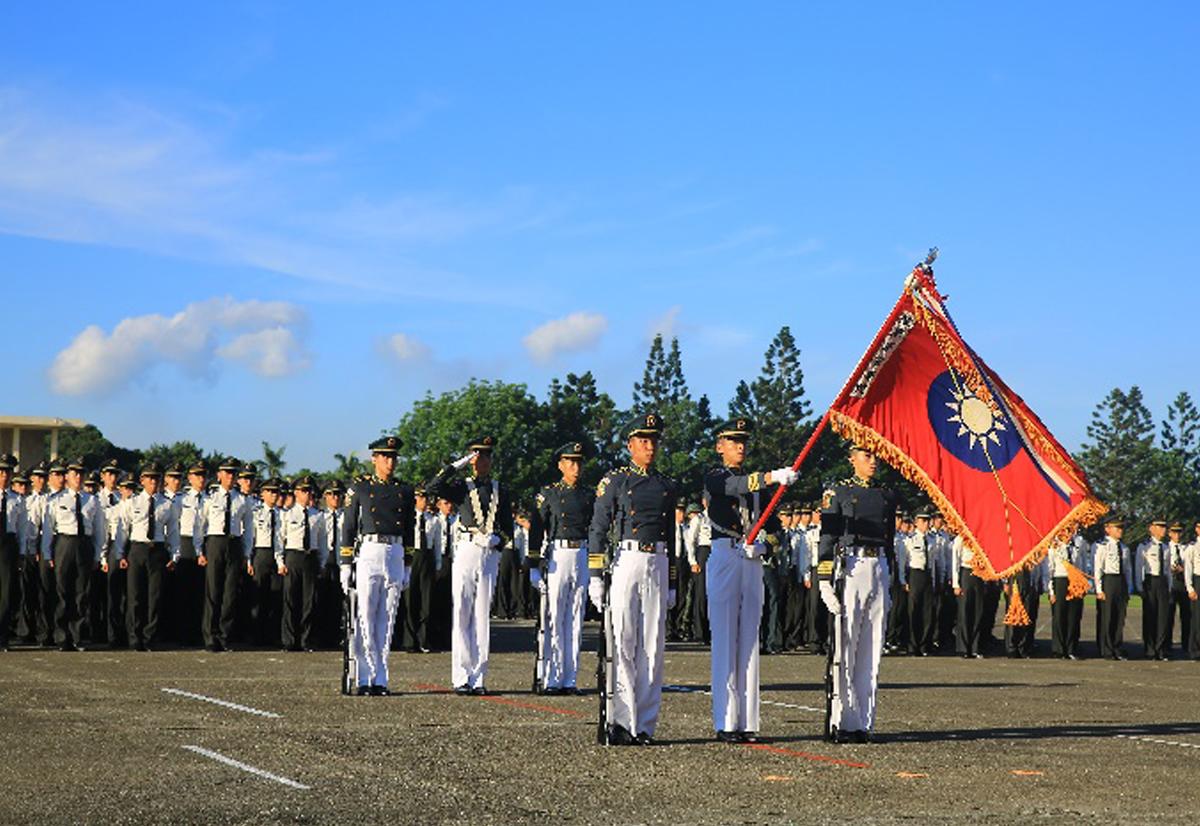 【三軍官校】陸海空25專業科系,統測也可報考-109統測
